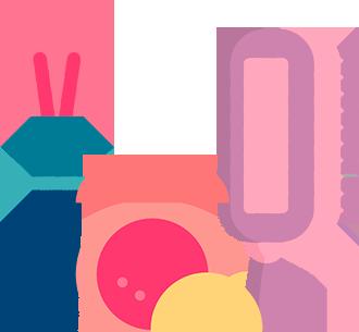 iconos maquillaje