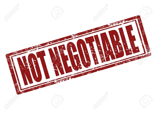 QA1 not negotiable rubber-stamp-with-text-Not-negotiable-inside-Stock-Vector 390