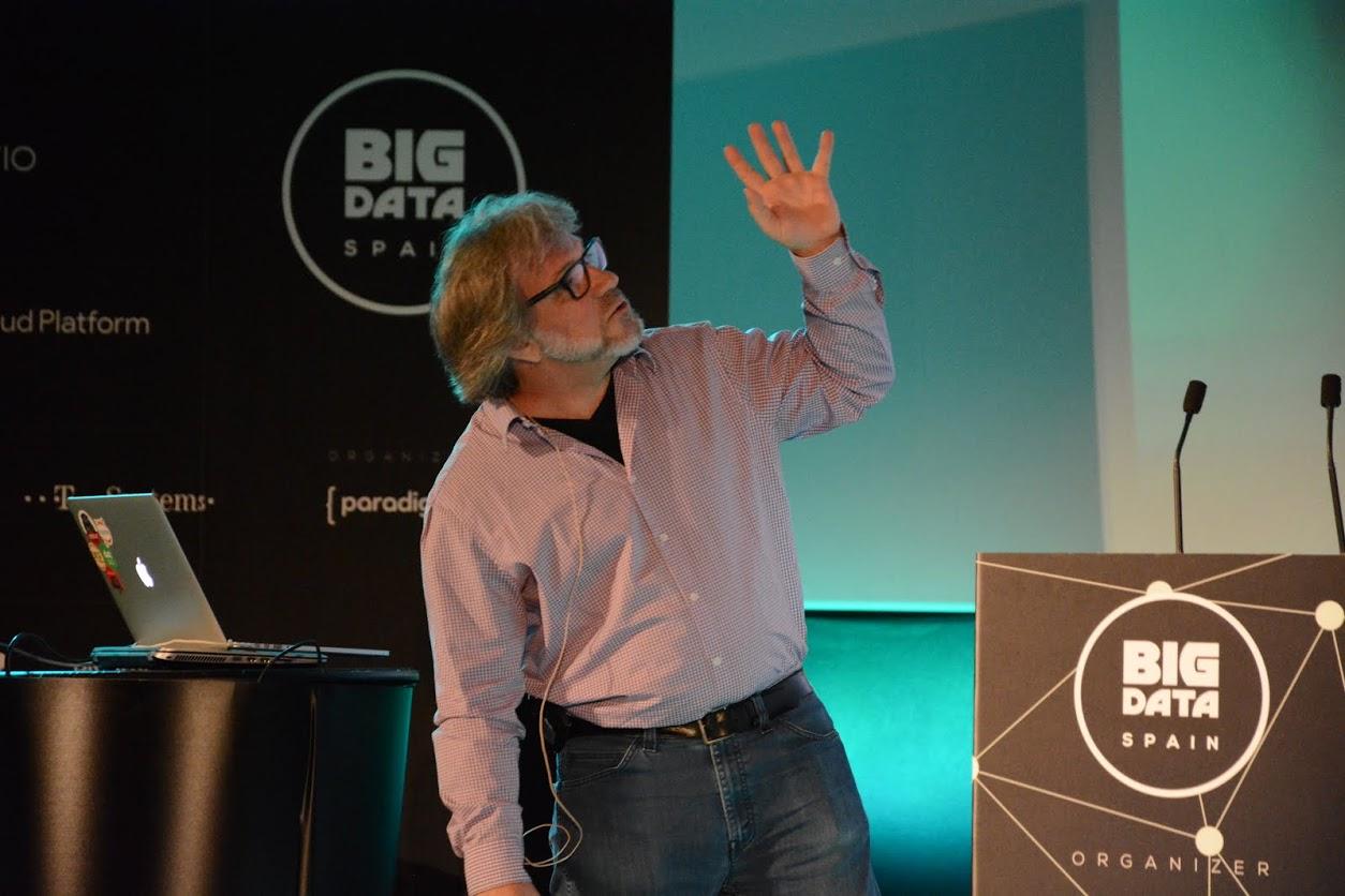 Preguntas sobre Big Data a Paco Nathan