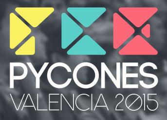 pycones2015 logo