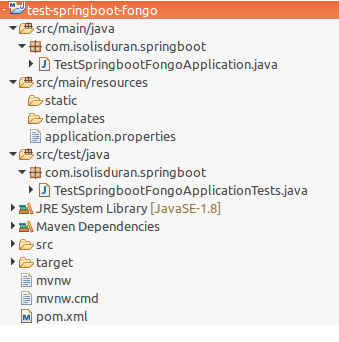 Tests integrados en Spring Boot con Fongo - Paradigma
