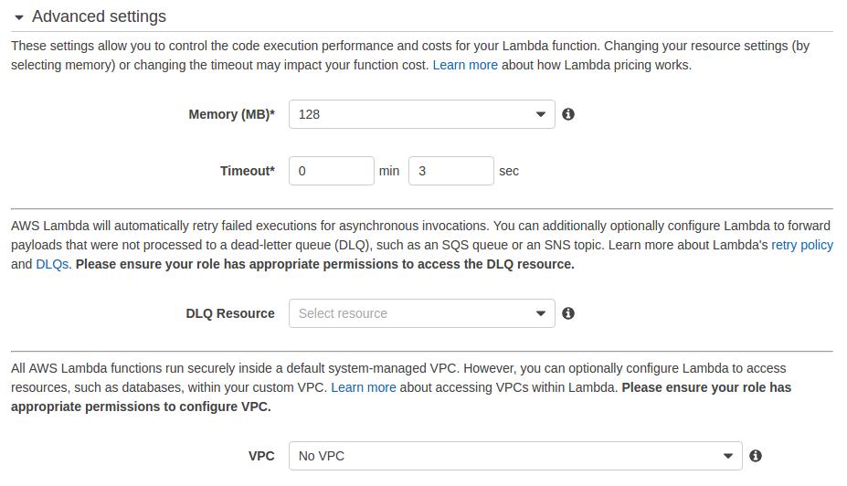 Distintas maneras de trabajar con AWS Lambda - Paradigma