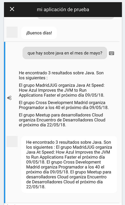 Despliega tu chatbot en una hora con Dialogflow - Paradigma