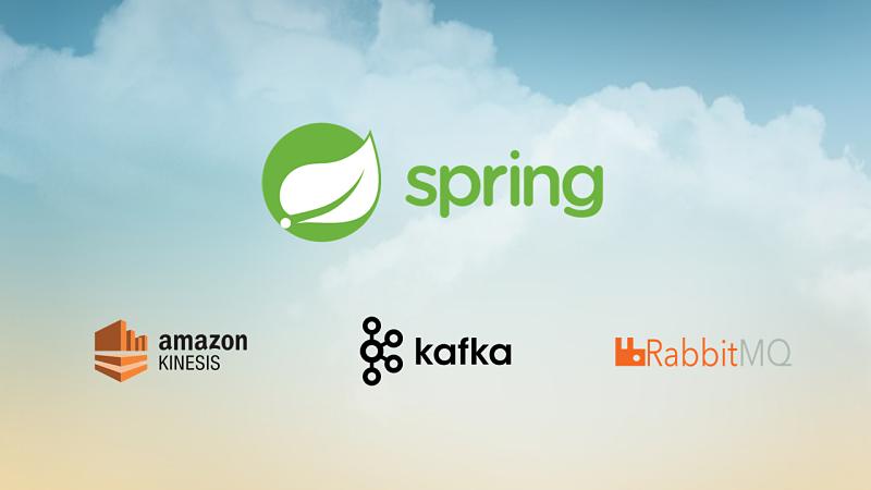 Event Driven para microservicios con Spring Cloud Stream